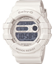 G-Shock BGD140-7A Baby-G 3D White Watch
