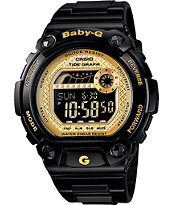 G-Shock Baby G BLX100-1C Black & Gold Watch