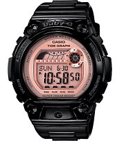 G-Shock Baby G BLX100-1E Black & Pink Watch