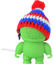 Audiobot Green Beanie Bot Powered Speaker