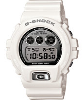 G-Shock DW6900MR-7 Classic White Watch