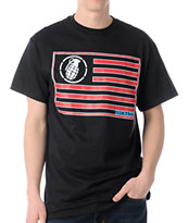 Grenade Patriot Black Tee Shirt