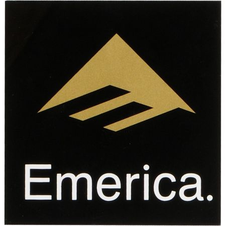 Emerica Pure 3 Logo Sticker