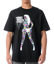 DGK Head To Toe Black Tee Shirt