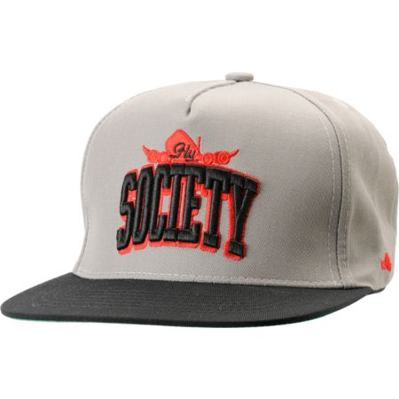Fly Society Arch Snapback Hat