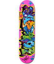 Superior Cope 2 7.75 Pink Skateboard Deck