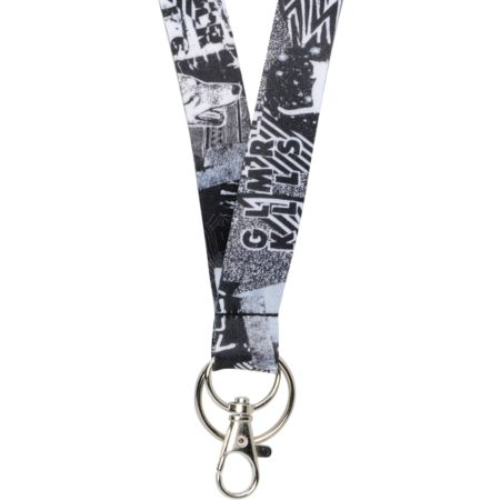 Glamour Kills Wall Lanyard