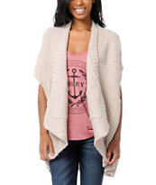 Element Girls Estonia Dust Cardigan Wrap Sweater