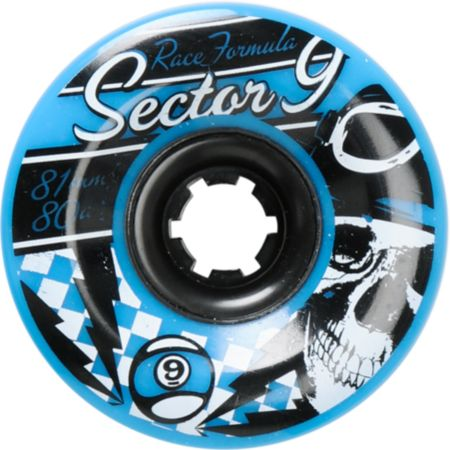 Sector 9 Race Formula 81mm Longboard Wheels