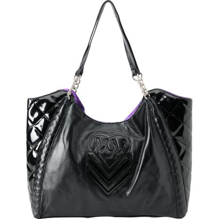 Metal Mulisha Girls Catwalk Black Purse