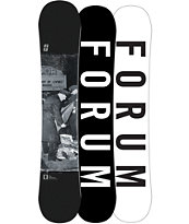 Forum Destroyer Double Dog 156cm Wide Snowboard 2013
