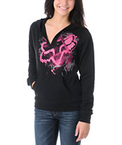 Fox Girls Opulence Black Pullover Hoodie