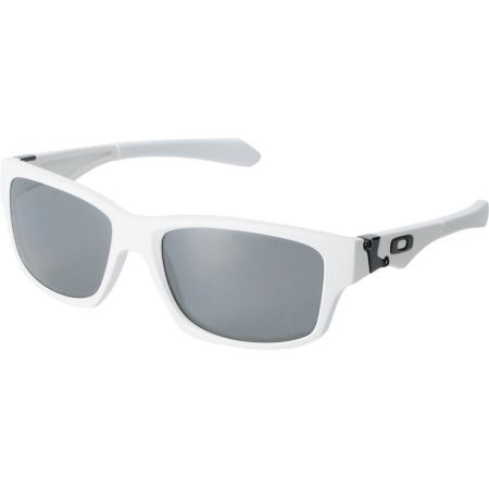 Oakley Jupiter White Polarized Sunglasses