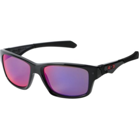 Oakley Jupiter Squared Black Polarized Sunglasses