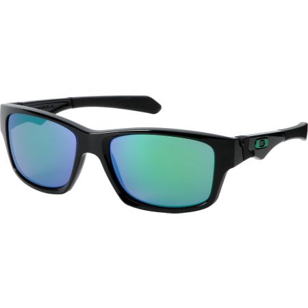 Oakley Jupiter Squared Black & Jade Sunglasses