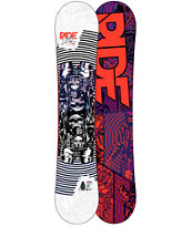 Ride Snowboards DH2 157 Wide Snowboard 2013
