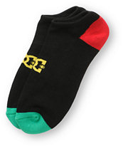 DC Shoes Pickup Rasta Ankle Socks