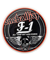 One Ball Jay F1 Rub On 85g All Temp Snowboard Wax