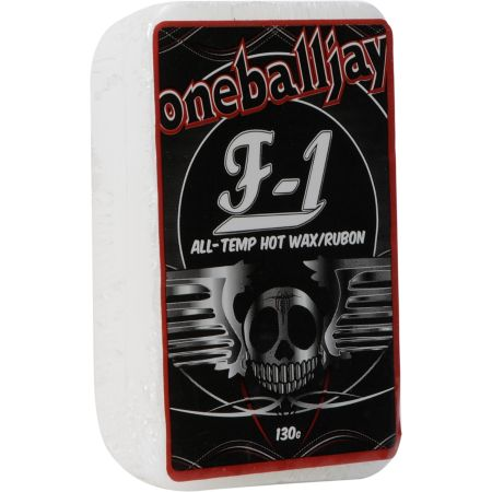 One Ball Jay F1 Trick 130g All Temp Snowboard Wax
