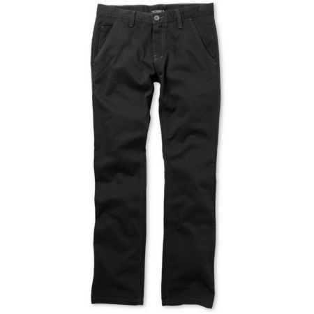 Free World Drifter Slim Straight Fit Grey Chino Pants