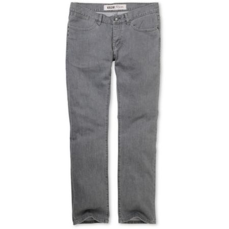 KR3W Basic Grey K Slim Jeans