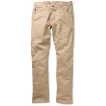 Diamond Supply Brilliant Stretch Khaki Slim Chino Pants