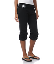 Obey Girls Coco Black Sweatpants