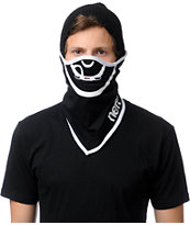 Neff Suckerface Black Face Mask Bandana