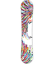 Alibi Escape 148cm Girls Rocker Snowboard 2013