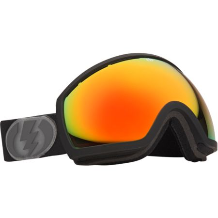 Electric EG2 Missile Exhaust 2013 Bronze & Red Snowboard Goggles