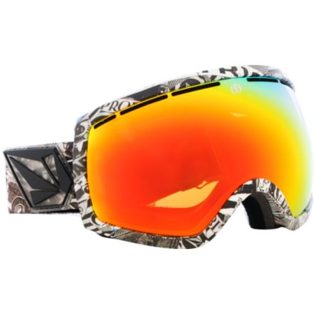 Electric EG2 V.Co-Lab Print 2013 Snowboard Goggles