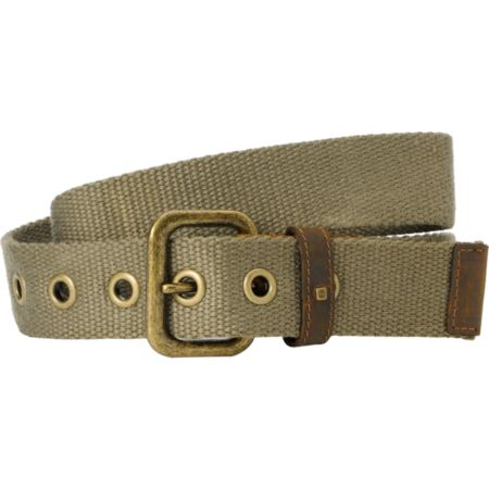 Element Mirov Olive Green Web Belt