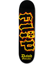 Flip David Gonzalez Inferno 8 Skateboard Deck