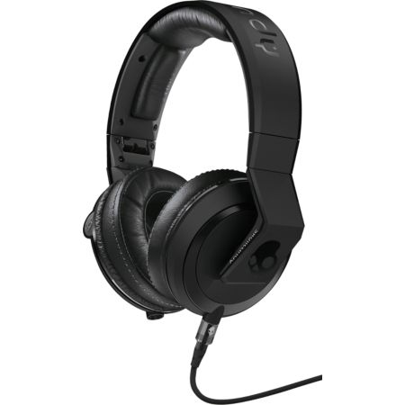 Skullcandy x Mix Master Mike Matte Black Headphones