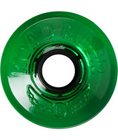 Santa Cruz Road Rider Ten 62mm Green 78a Skateboard Wheels