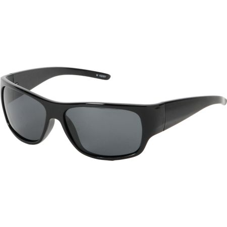 Jack Martin Free The Mahi Black Polarized Sunglasses
