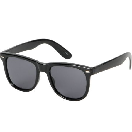 Jack Martin Frisky Business Black Polarized Sunglasses