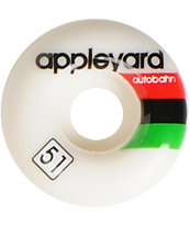 Autobahn Appleyard 51mm TRS Skateboard Wheels