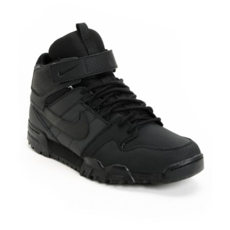 Nike Mogan Mid 2 OMS Black Shoe