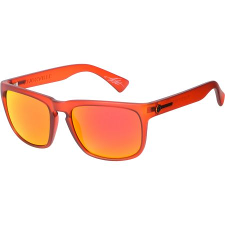 Electric Knoxville Fire Brick & Grey Fire Chrome Sunglasses