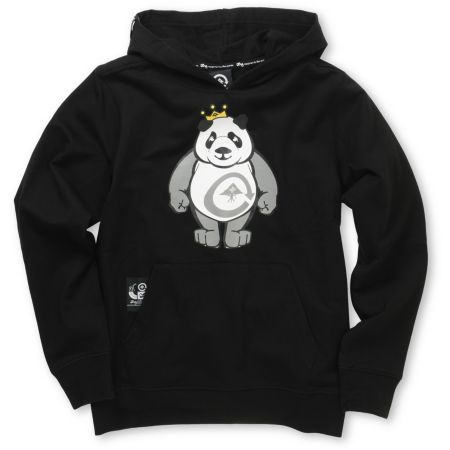 LRG Boys King Of Style Black Pullover Hoodie