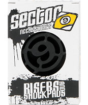 Sector 9 Regular 1/2 Riser Pads