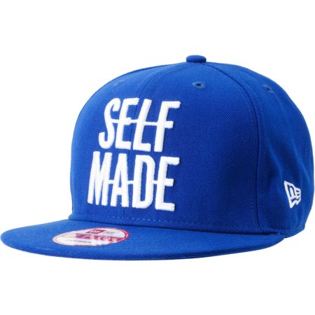 DGK Self Made Royal Blue New Era Snapback Hat