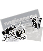 The Hundreds Sticker Pack