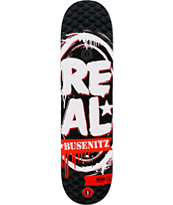 Real Busenitz Paint The Town R1 8.02 Skateboard Deck