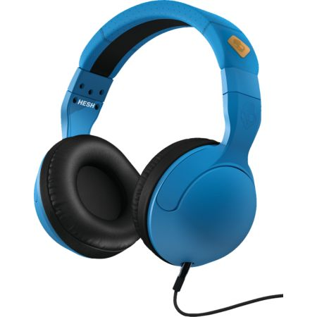 Skullcandy Hesh 2.0 Blue Micd Headphones
