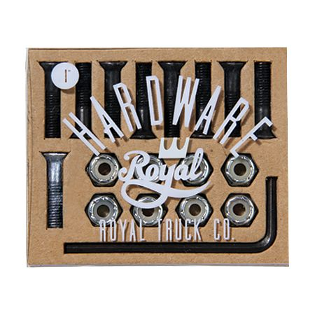 Royal Truck Co 1 Hardware