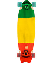 Globe Rasta Chromantic 30 Cruiser Complete Skateboard