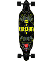 Mercer Pendulum 39 Drop Through Longboard Complete