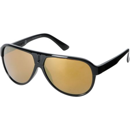Dragon Experience 2 Black & Gold Ion Sunglasses